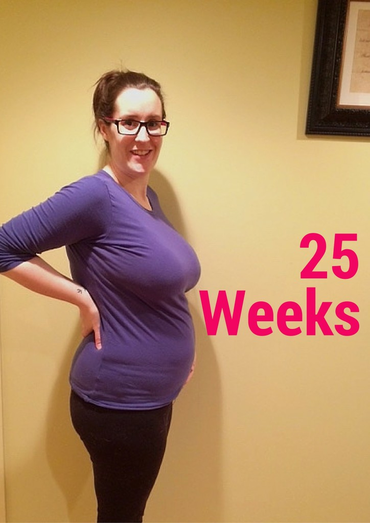 Girl Tries Baby: 25 Weeks