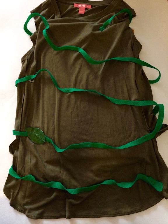 jack and the beanstalk costume