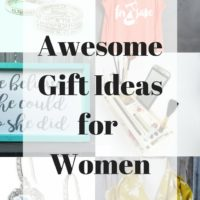 gift ideas for women