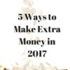 make extra money