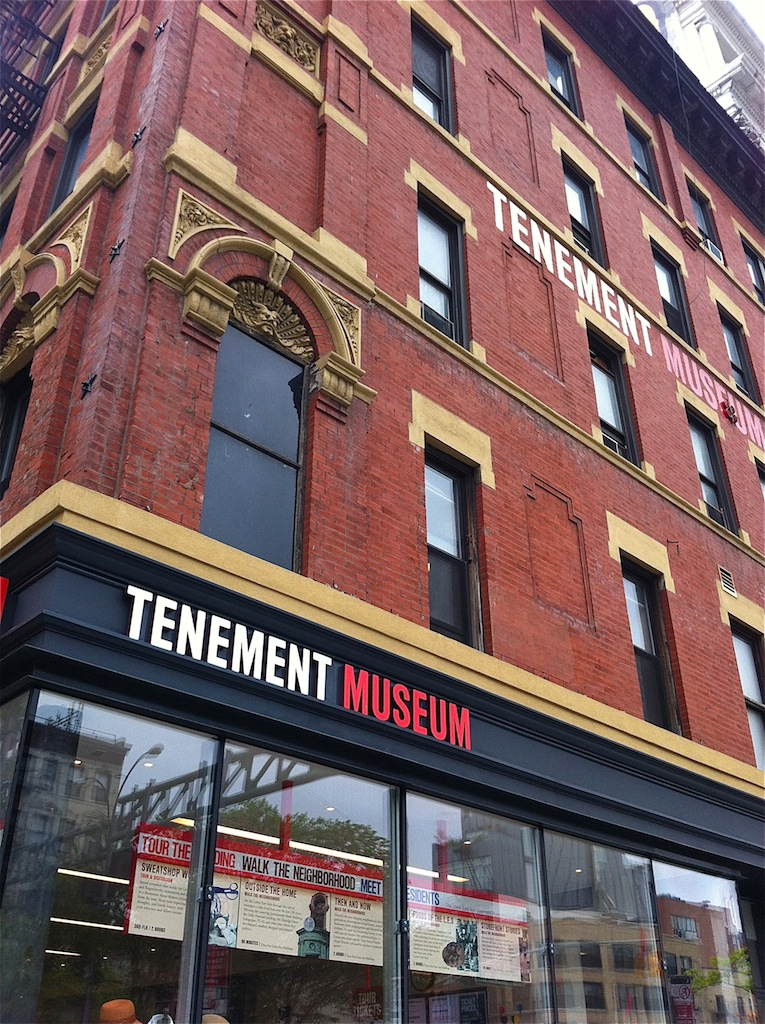 Tenement NYC underrated