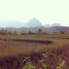 Our bike ride to the Blue Lagoon, Vang Vieng