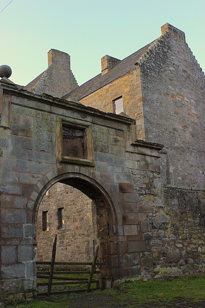 Outlander TV Locations Tour