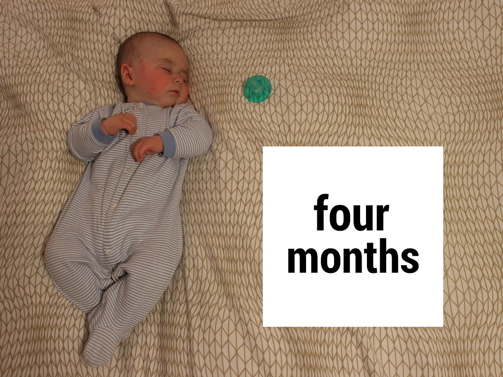 four month old