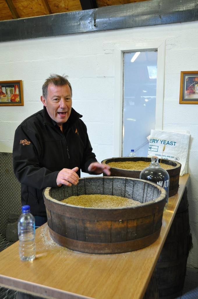 isle of arran whisky distillery