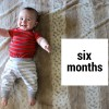 six months old