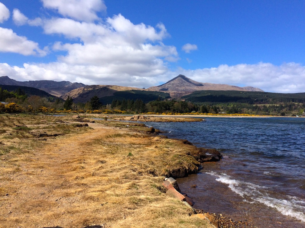arran walks